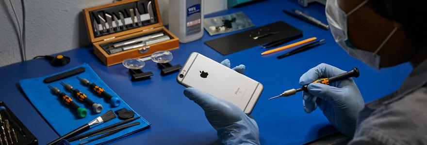 réparateur d'iPhone